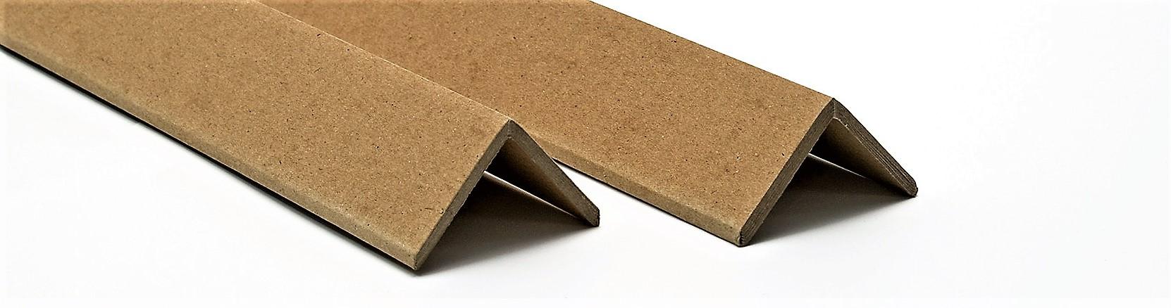 Cornières carton recyclable